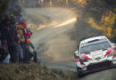Toyota Gazoo Racing startet mit Podium in neue WRC-Saison