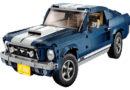 Für das Kind im Manne: 1967er Ford Mustang jetzt auch als LEGO®-Bausatz verfügbar