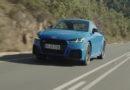 Kompaktsportler in Topform – das neue Audi TT RS Coupé und der neue Audi TT RS Roadster