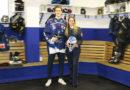Am Freitag ist es soweit: Polizei wirbt beim Eishockeyspiel der Kassel Huskies um Nachwuchs