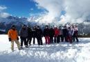 Der Ski- und Snowboardlehrgang des Gustav-Stresemann- Gymnasium zu Gast im Stubaital