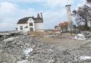 Alle Gebäude auf dem Areal Ulrich abgerissen – Gelände wird abgeräumt, ab März Erdarbeiten