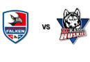 Huskies verlieren 3:1 in Heilbronn