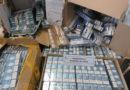 Zoll findet knapp 90.000 Zigaretten in Umzugsgut
