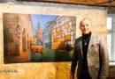 Der Maler Walerij Bastron