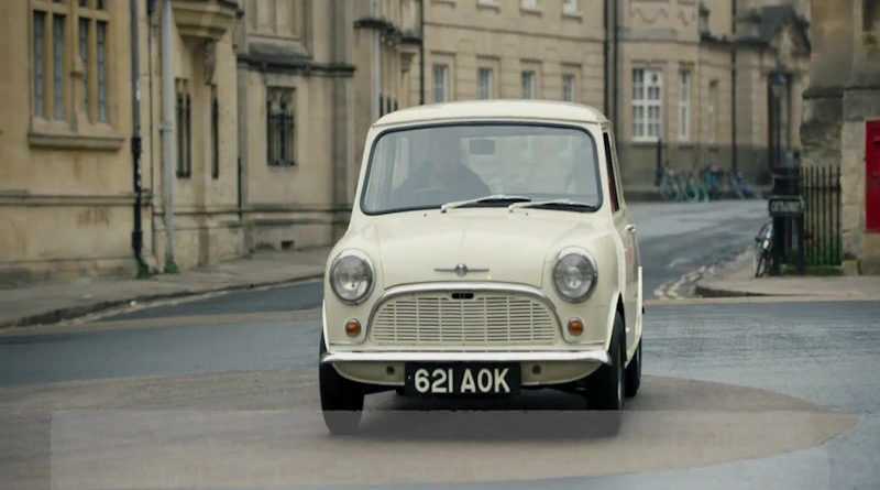 Der Mini Wird 60 Ein Kleines Auto Mit Großer Geschichte