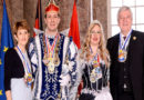 Kasseler Prinzenpaar durch Ministerpräsidenten empfangen worden