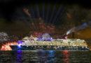 Auf Entdeckerkurs mit der neuen Mein Schiff 2 Carolin Niemczyk tauft neues Kreuzfahrtschiff von TUI Cruises in Lissabon