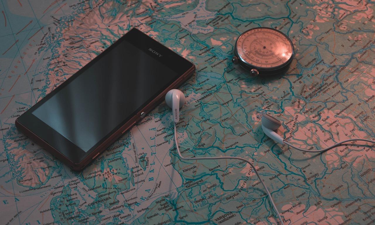 GPS-Schatzsuche für Schulklassen