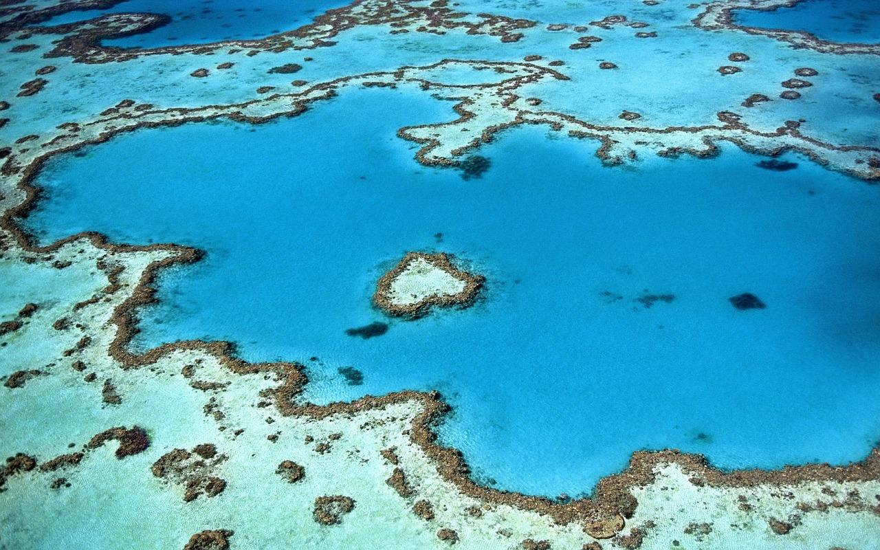 ESA: Inselliebe zum Valentinstag