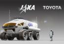 Toyota auf Erkundungstour im Weltall