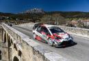 Toyota Gazoo Racing vor der Rallye der 10.000 Kurven