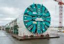 Frankfurt baut weiteren U-Bahntunnel mit riesiger Maschine