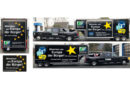 Europa-Union Schwalm-Eder bringt Truck auf den Homberger Marktplatz