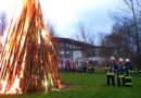 Bad Zwesten: Osterfeuer am 20.04