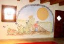 Meisterlich umgesetzt: Victoria Trinks gestaltet das Tages- und Nachthospiz der Kleinen Helden Michelsrombach
