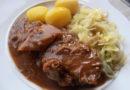 Jeder kann kochen, er braucht nur Mut: Böhmischer Schweinebraten