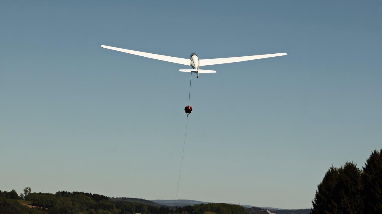 Flugbetrieb auf der Wasserkuppe  kann wieder beginnen