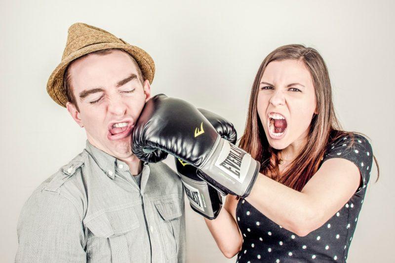Gesundes Streiten  geht das?