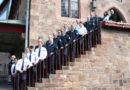 Frisch ausgebildete Polizeihelfer gehen bald auf Streife Polizeipräsident Stelzenbach und Bürgermeister übergeben Ausbildungsnachweise