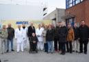 Firma Henkelmann baut neues Versandkühlhaus mit Hochregallager