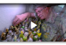 698 unterschiedliche Teelichter – Schweriner hat Weltrekord