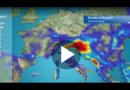 Unwetter in beliebten Urlaubsländern: Am Mittelmeer drohen heftiger Regen und Gewitter