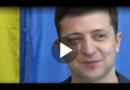Komiker Selenskyj zum Präsidenten der Ukraine gewählt