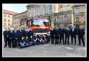 Neues Löschfahrzeug für die Feuerwehr Kassel