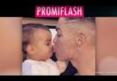 Zuckersüßer Bussi-Marathon: Ronaldo gibt Tochter Küsschen