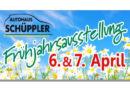Frühlingsfest/- ausstellung bei ihrem Subaruhändler in Volkmarsen