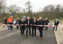 Parkplatz Wilhelmshöhe als Eingang in die Welterbestätte eingeweiht