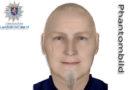 Polizei fahndet mit Phantombild nach Täter nach gescheiterten Betrug durch falsche Polizeibeamte