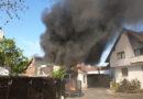 Werkstattbrand in Kassel – 100.000 € Sachschaden