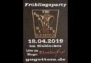 Thundershot live im Waldecker Bad Zwesten