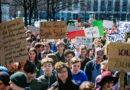 Fridays For Future Großdemonstration anlässlich der Europawahlen