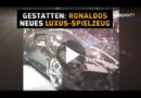 Cristiano Ronaldo kauft das teuerste Auto der Welt: Bugatti La Voiture Noire