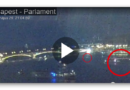 Webcam zeigt Schiffsunglück in Budapest!
