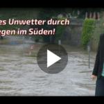 Wetterexperte warnt vor Flutwelle in Süddeutschland: Extremer Dauerregen!