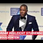 USA: Reichster Schwarzer begleicht Studiendarlehen von Absolventen