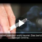 Geplante Steuererhöhung: Das Rauchen soll teurer werden
