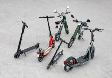 E-Scooter: Was ist im Straßenverkehr erlaubt?