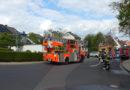 Kellerbrand in Kassel