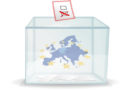 Europawahl 2019: Verkündung Wahlbeteiligung bis 14:00 Uhr und vorläufiges Wahlergebnis
