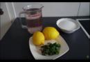 Waldmeister Sirup selber machen / einfach und richtig lecker / kochen in Marensgartenküche