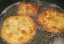 Jeder kann kochen, er braucht nur Mut: Blumenkohlrisotto mit Quinoa und Sellerieschnitzel mit Sauce Bernaise