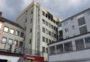 Wohnungsbrand – Zwei Personen aus Lebensgefahr im 5. OG gerettet