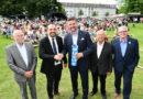 """Kassel-Arnstadt: """"Freundschaft wie am ersten Tag"""""""