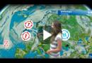 Pfingstferien: Tief mischt Wetter in Europa auf – wo Sie trotzdem schon baden können