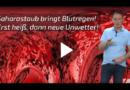 Wetterexperte erklärt: Es gibt am Wochenende Blutregen in Deutschland!